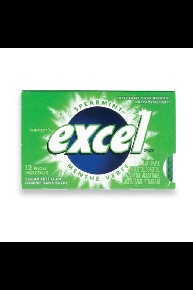 Gum for bad breathe