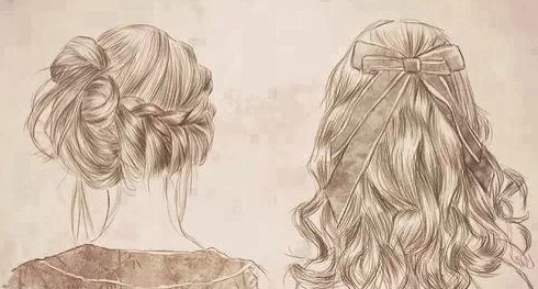Half up Half down with a bow and and upside down twist braid Leading to a side bun