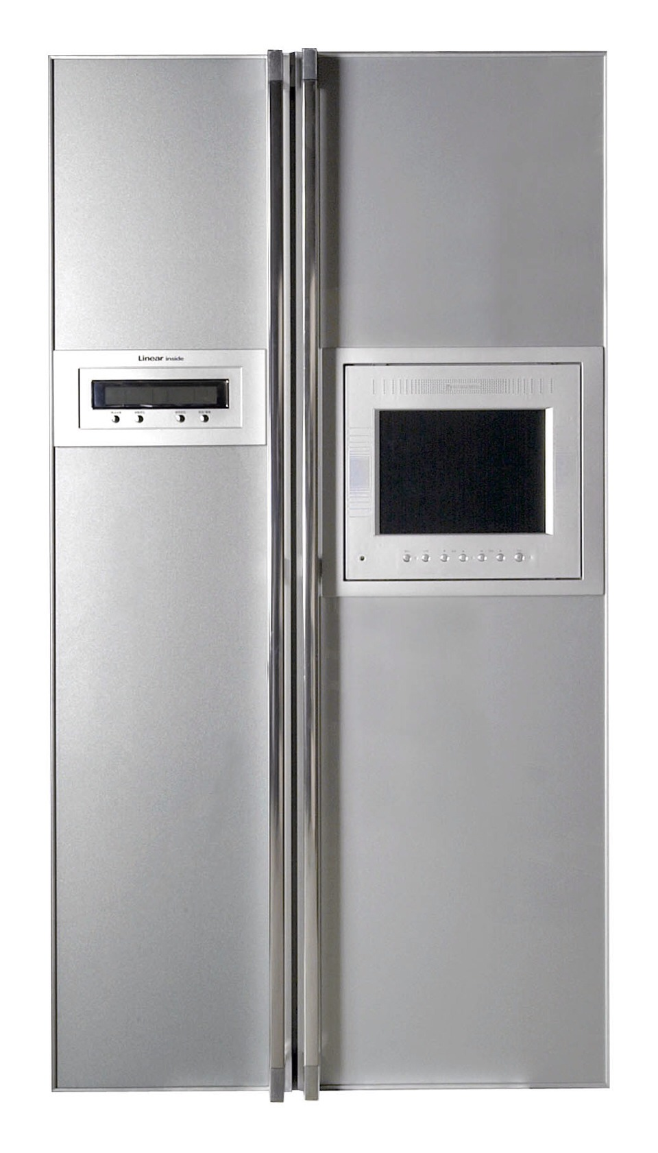 To keep your fridge smelling fresh, dampen a cotton ball with vanilla flavoring and place in the back corner of your fridge. It soaks up the smell a fridge can sometimes get.