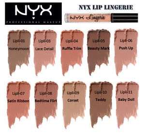 PRODUCT RECOMMENDATION | NYX Lip Lingerie in Push Up