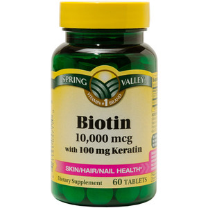Take Biotin. It's good for your skin, hair, and nails.