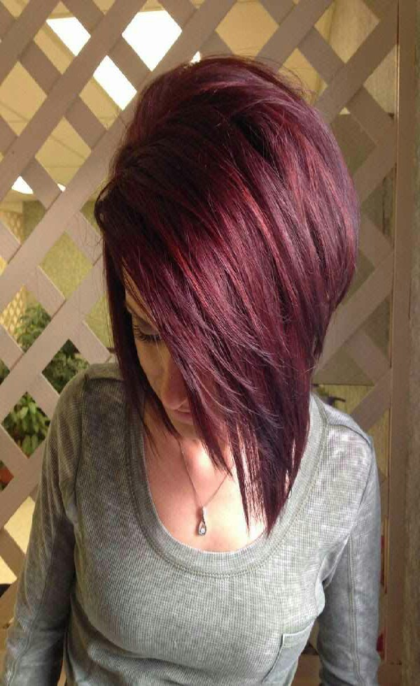 Hair Colors For Fall By Rachel Gitzen Musely
