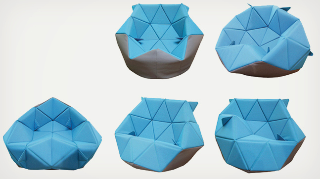 Amazing Cool Bean Bag Chairs By Anna Cannon Musely Caraccident5 Cool Chair Designs And Ideas Caraccident5Info