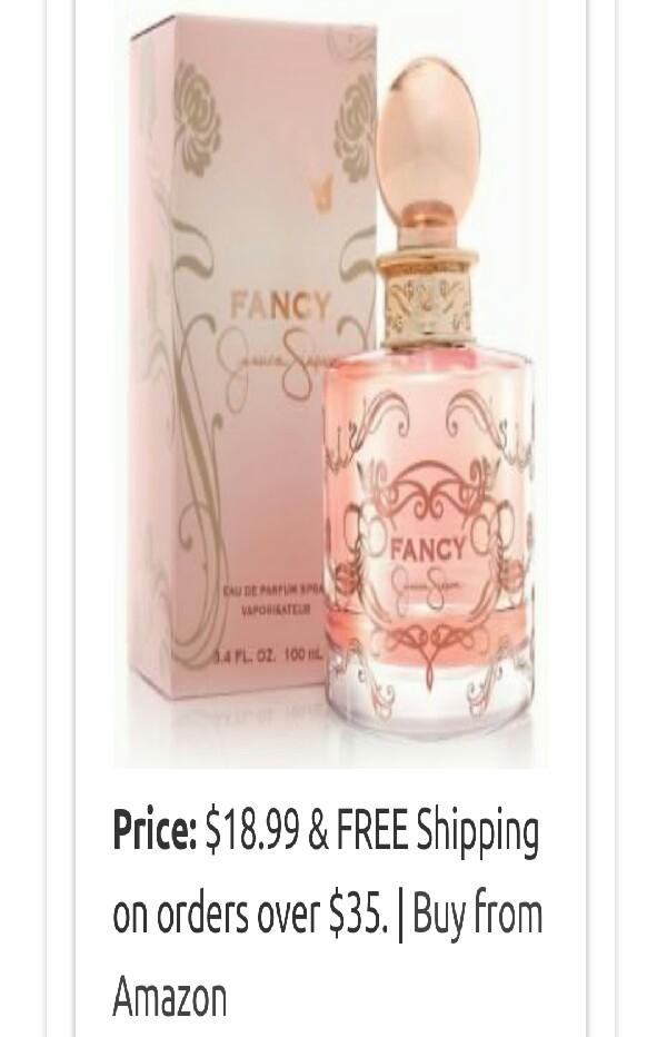 Fancy by Jessica Simpson $19 on Amazon