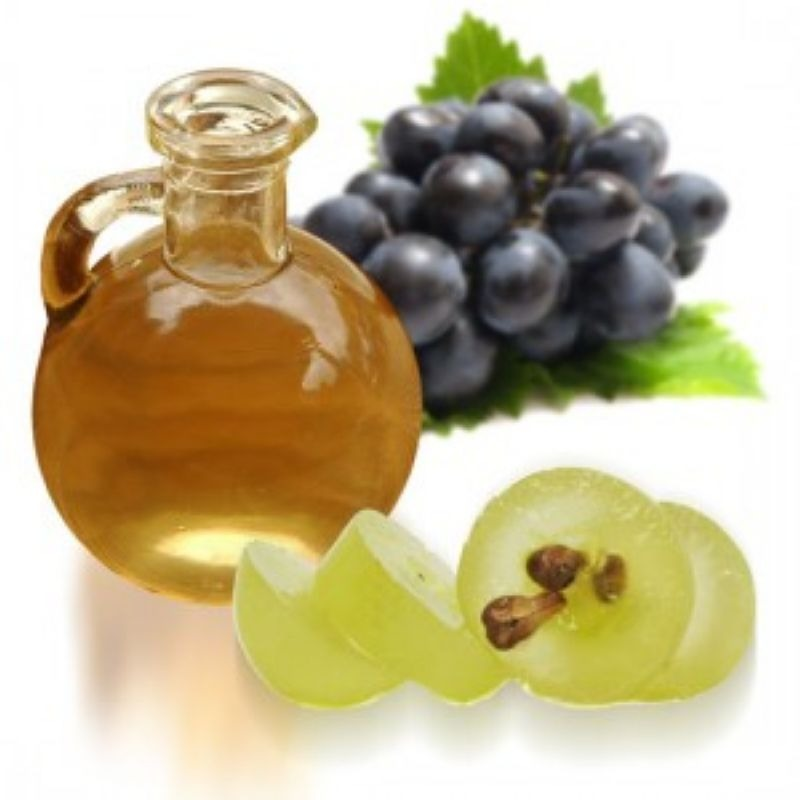 Grape seed oil is believed to enhance hair growth. Give your scalp a massage using this oil before bedtime.