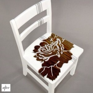 Paint, stencil, and stain your home beautiful