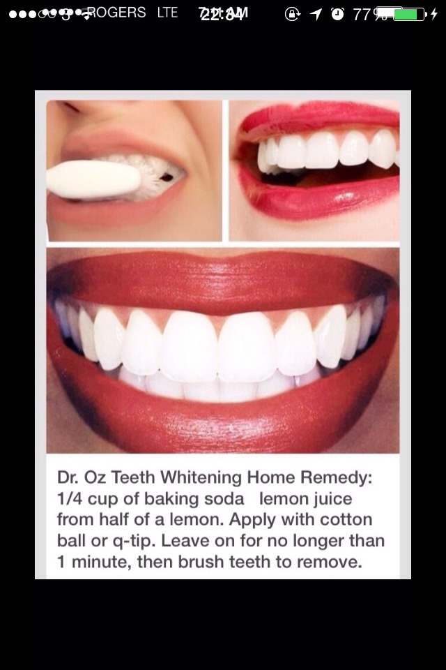 how to get dramatically whiten teeth