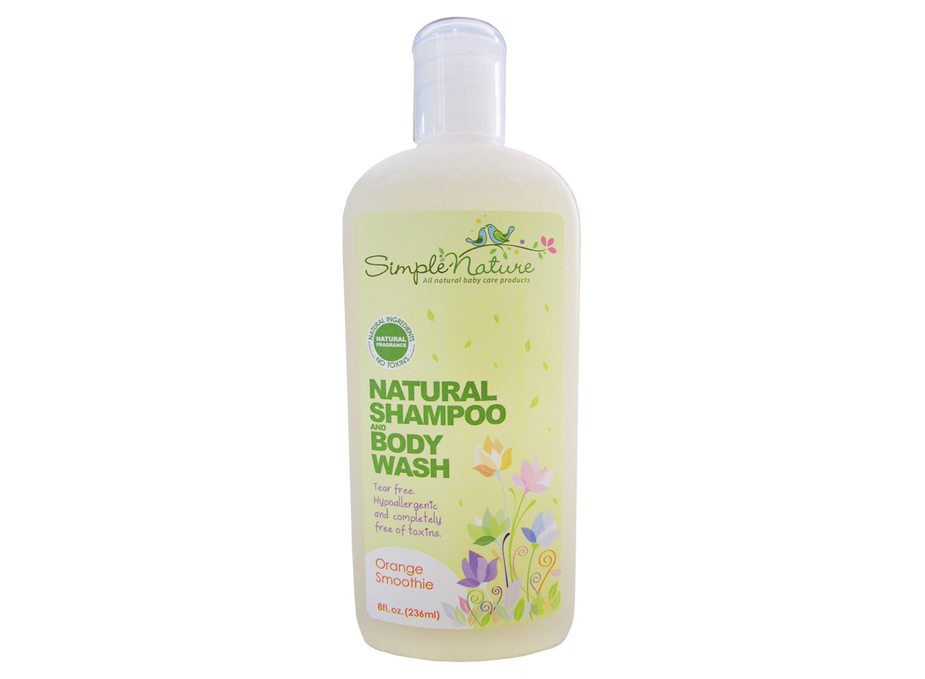 I like to use natural shampoo, but I'll make a specific tip on shampoo brands later. So now that your hair is brushed, hop into the shower and wet your hair fully. Apply a quarter-sized dollop of shampoo (more for longer hair), and gently rub from the roots to the tips.