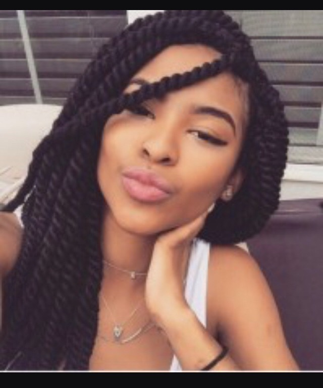 Melanin Hairstyles Box Braids By Amber Musely