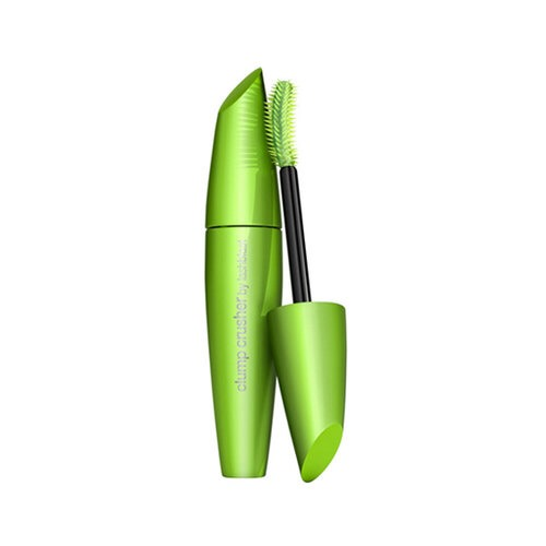 2) CoverGirl Clump Crusher:  CoverGirl Clump Crusher Waterproof Mascara ($9) is the latest installment in the LashBlast portfolio. The curved brush and fine bristles load on plenty of mascara with each swipe, all while combing through to prevent those dreaded clumps.