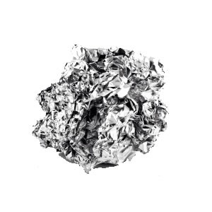 Be safe and use a ball of aluminum foil to clean your grill. It can save you from a bad BBQ memory!