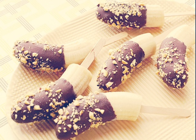 These are a great healthy option to usual desserts!