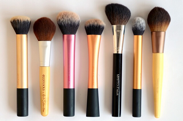 11. Eco tools brushes My favorites, they just feel really soft and stay nice and compact, 'ya feel¿ heh