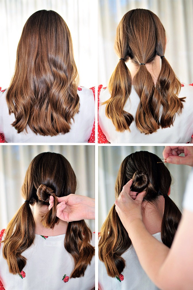 22 Cute Summer Hairstyle Step By Step By Ayesha A Musely