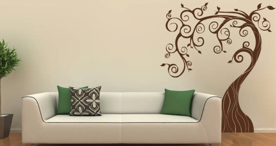 Step 1) buy some tree decal for your photos. Smal tree for smal family. Big tree for big family. Choose the rigth color for You wall decor