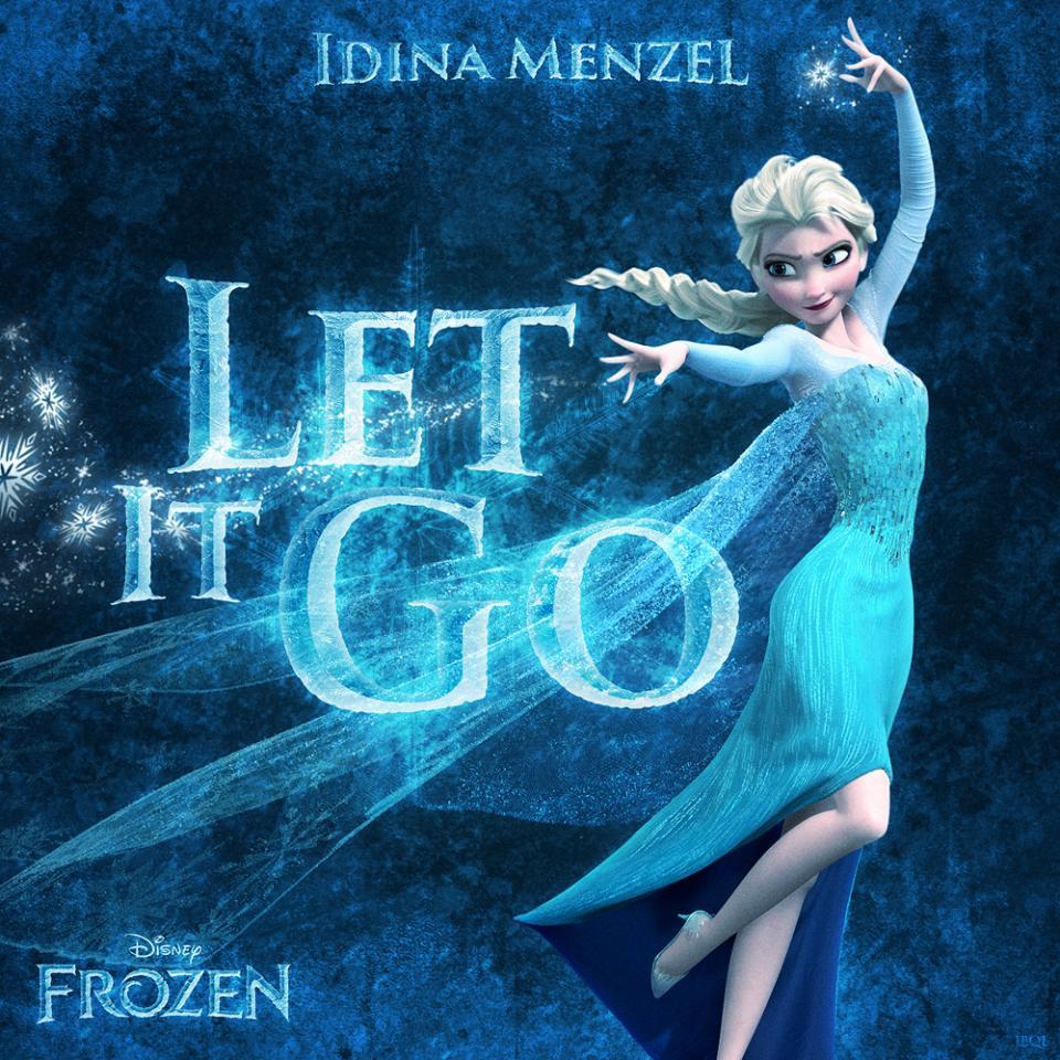 Let it go?