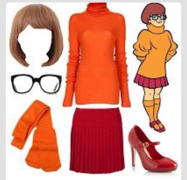 The Scooby Doo Crew (ft. Velma)!