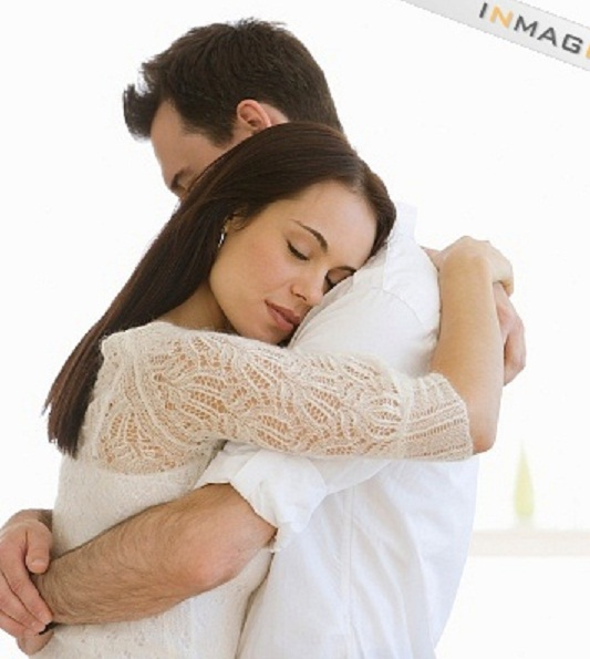 After you have talked things out with your loved one make sure to give them a hug. Physical touch in a loving way is proven to help after a fight. Communication is key in a relationship. Unless you talk things out in a calm matter nothing will be resolved.