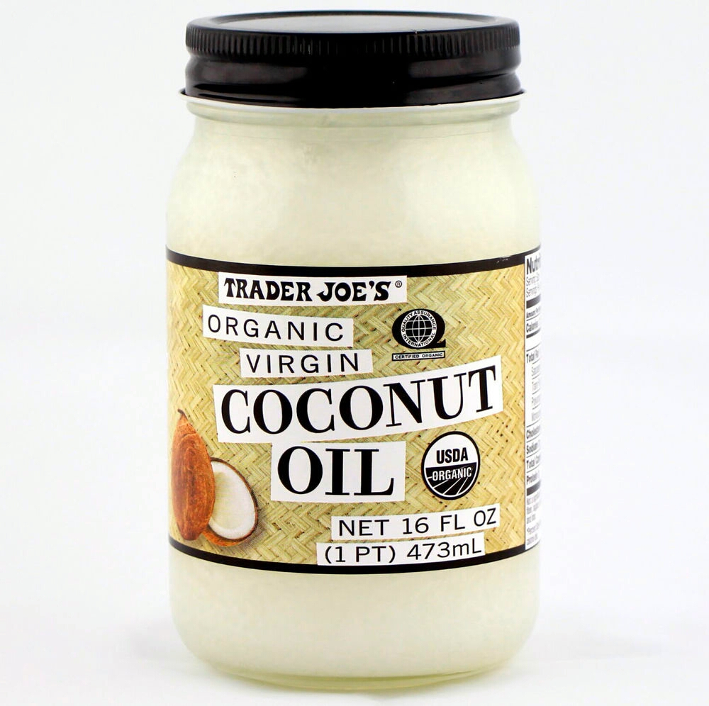 COCONUT OIL!!
