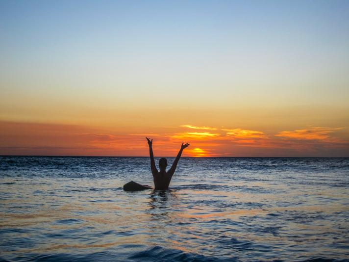 Costa Rica:The sandy beaches and rainforests of Costa Rica are the perfect scenery for a solo trip in the sun. Whether you're looking for a surf safari down the Nicoya Peninsula or a yoga retreat in Nosara, there's something for every type of solo female traveler.