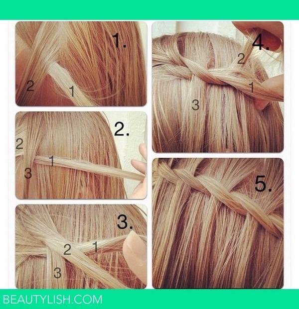 hair styles step by step musely 2291