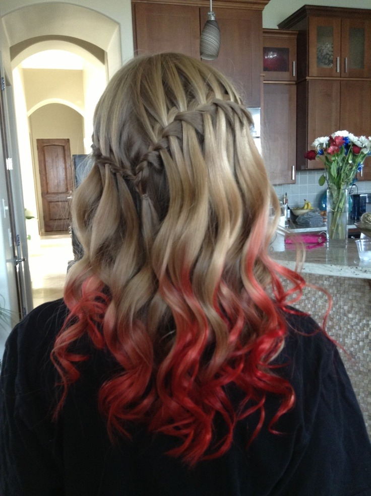 cool hair dying styles musely 5970