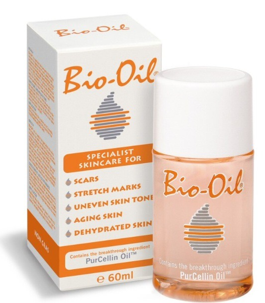 Don't neglect your elbows and knees! They need some loving too. They need as much protection and care as any other part of your body. Cure them by massaging Bio-Oil on them daily. You'll see and feel softer in at least two days.