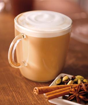 Tea lattes are the perfect way to start the morning so you CAN EVEN :)!