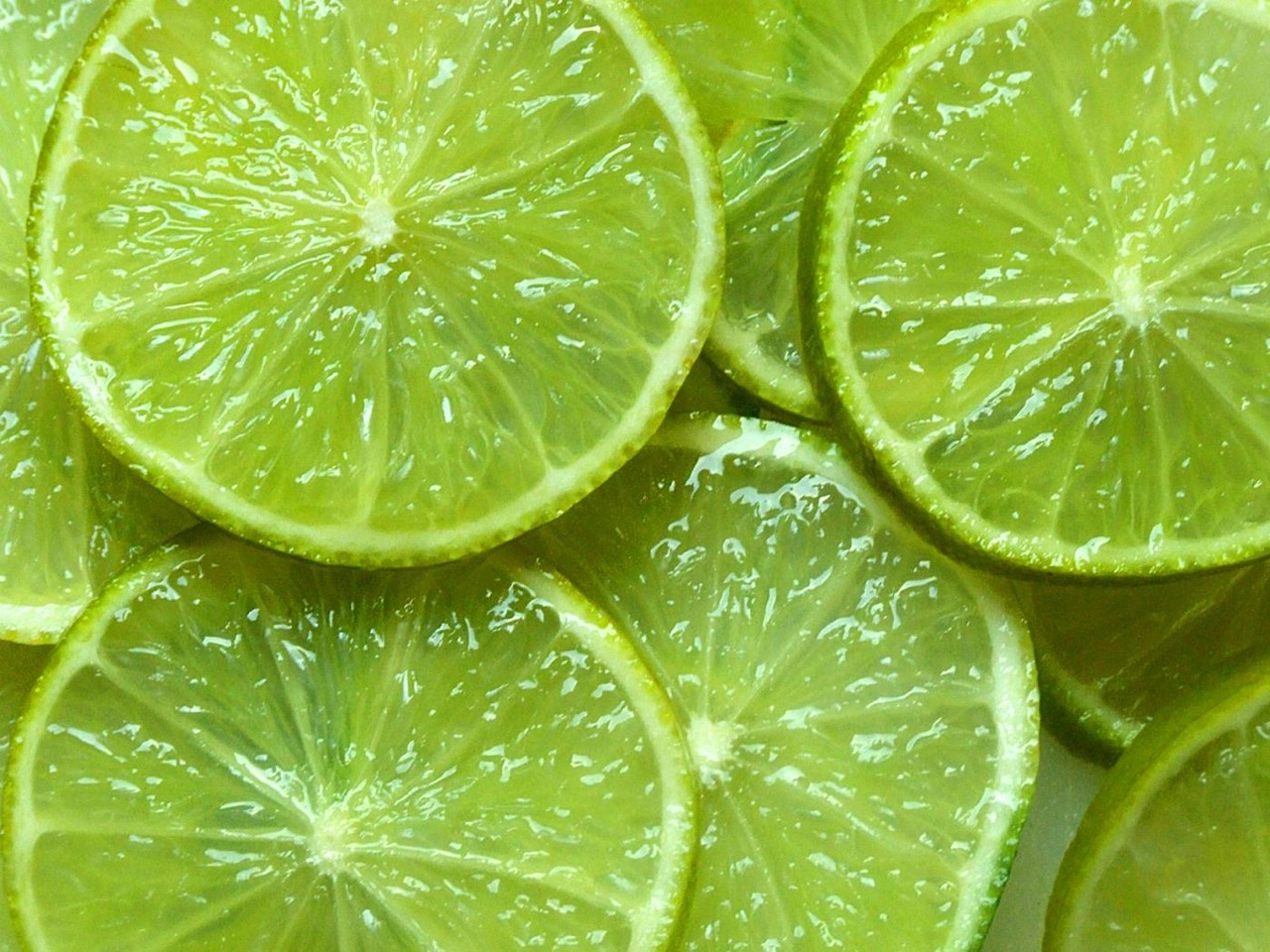 You could also substitute lemons with limes!