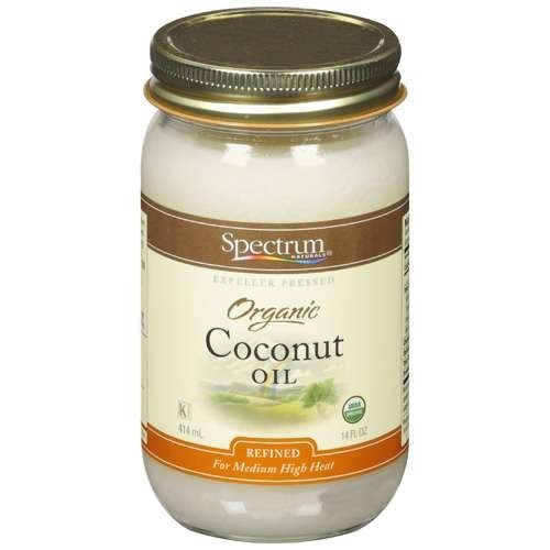 Skin irritated!?! Use coconut oil for relief! Also works as a cooking oil!