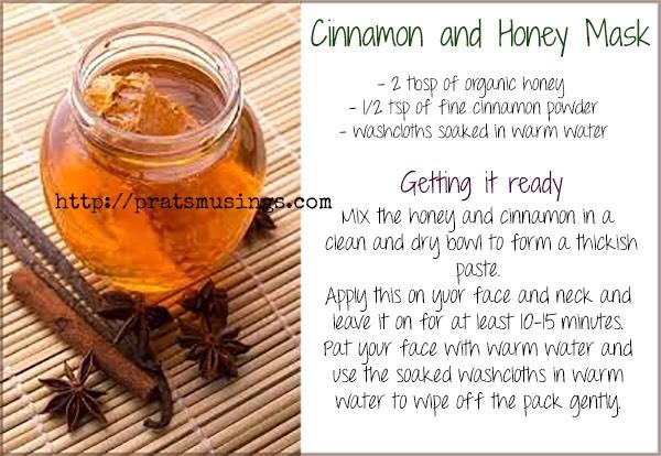Diy face mask for acne honey