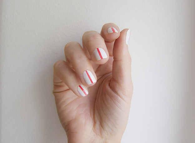 --> A Single Stripe