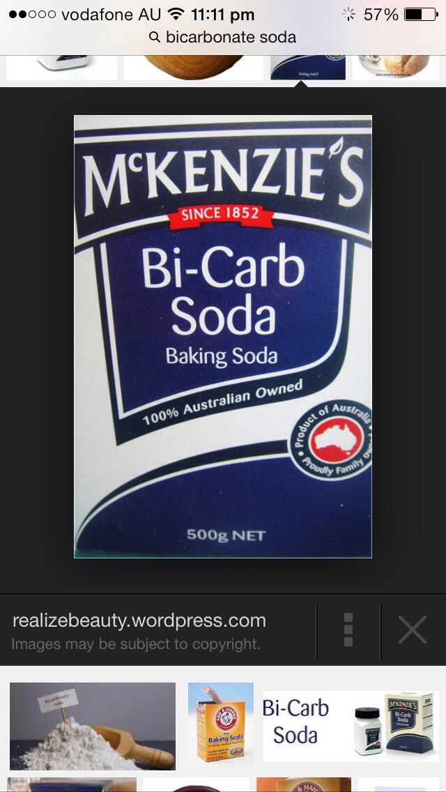Mix bi-carb soda with some aloe Vera gel and put it in your under-arm and you won't need to buy deodorant full of chemicals anymore !!!!