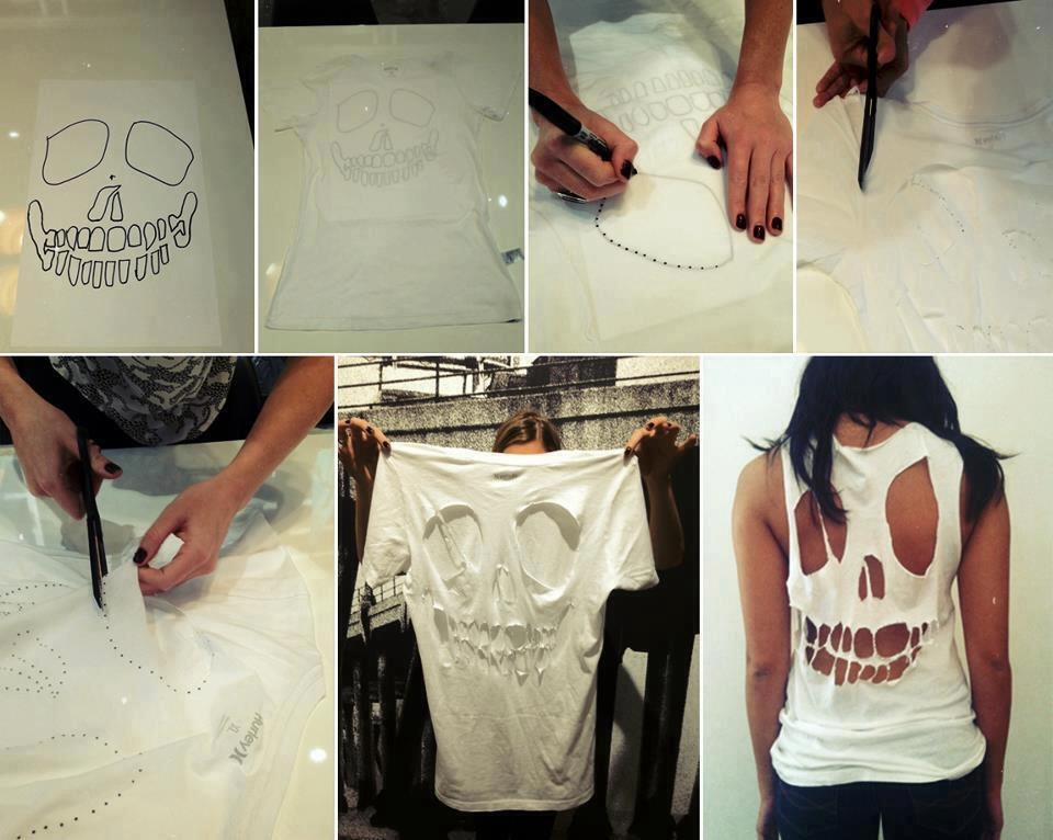 Голуби, как сделать картинку на футболке в домашних условиях без термо бумаги