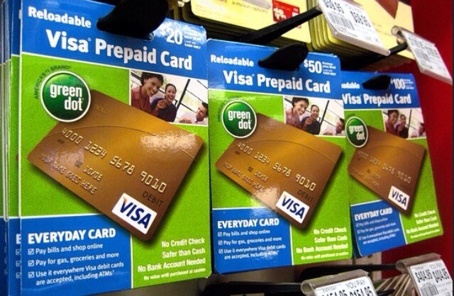 NEVER do a transaction with prepaid cards! They are untraceable and your chances of getting your money back are slim to none.