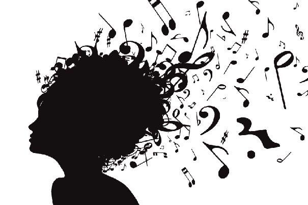 Listen to music !!