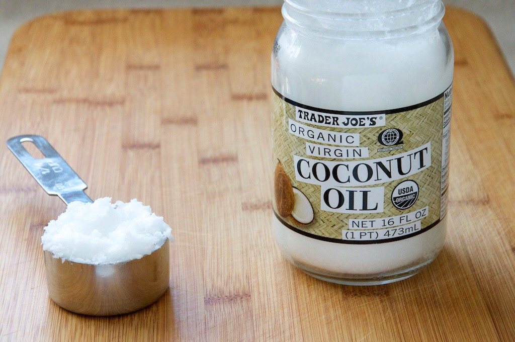 What you will need:  Pure, unrefined, organic coconut oil (unrefined works best) Shower cap, or plastic bag