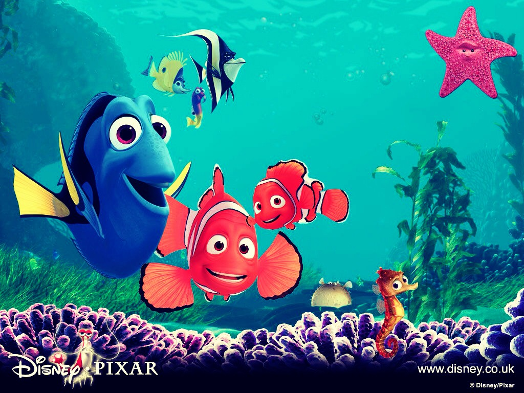 You have to have a cartoon!!! Nemo is a sad yet funny story that every girl loves!!!