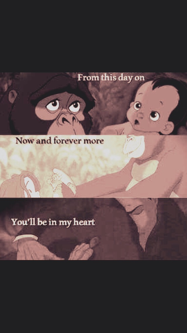Tarzan is a all time have too.