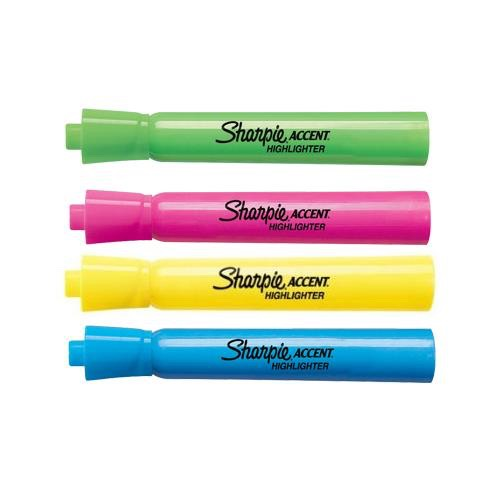 Highlighters.