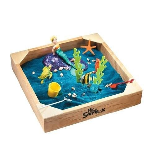 2. A relaxing sandbox to keep at your desk.