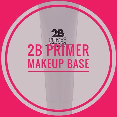 2B Primer Makeup Base | This primer makes my makeup last all day!  I can get a good 8-9hrs out of it, which is especially amazing considering its price!