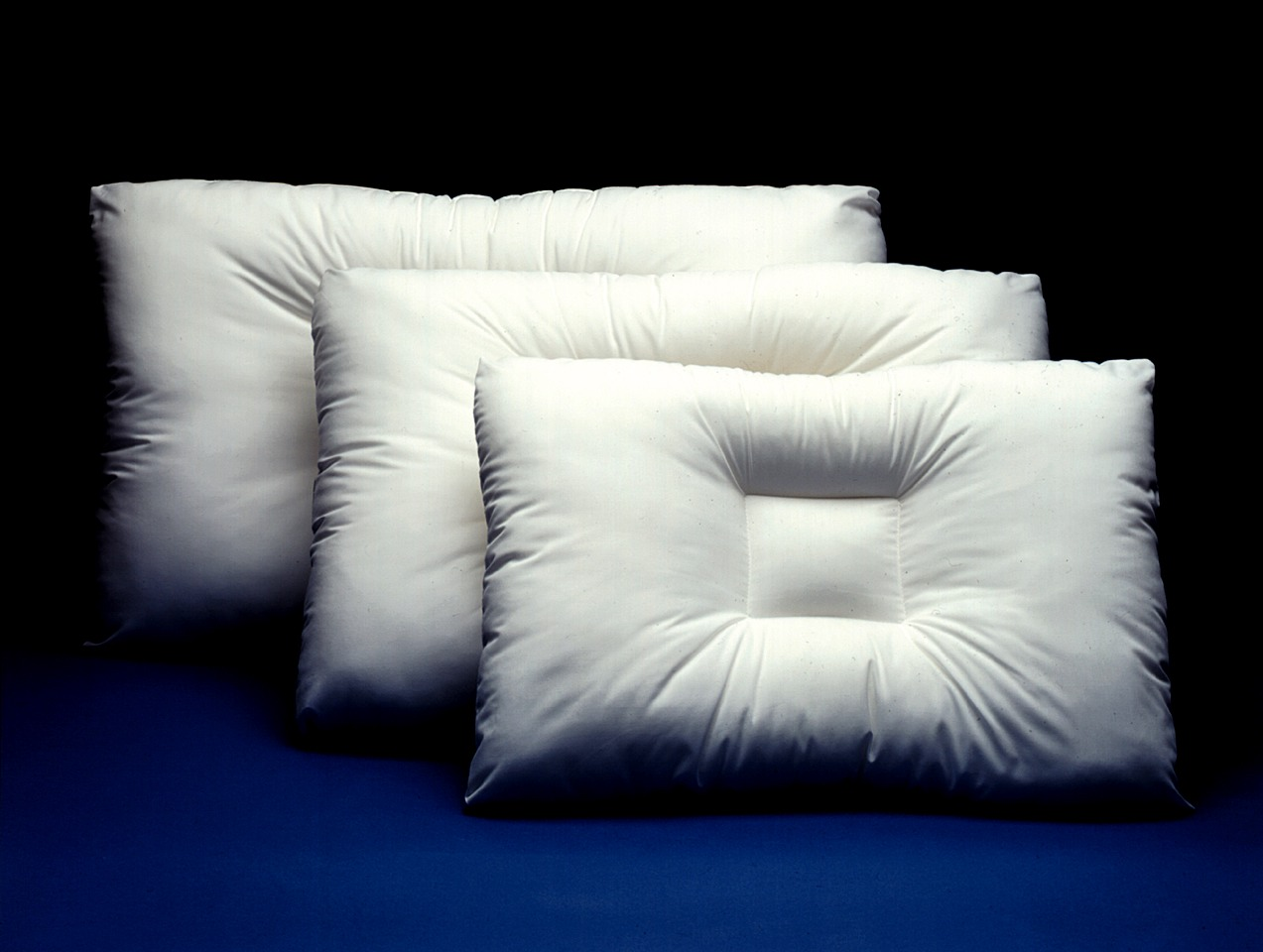 Wash your pillows. Even the decorative ones that have had heavy use.