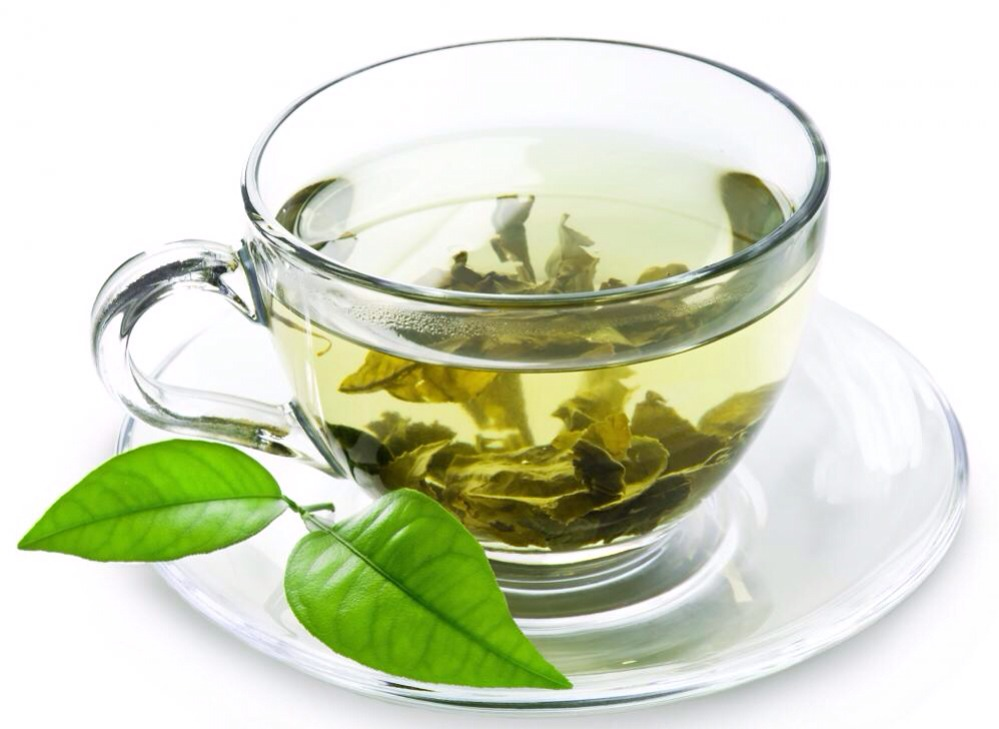 Green tea: antioxidants may interfere with the growth of bladder, breast, lung, stomach, pancreatic, and colorectal cancers; prevent clogging of the arteries, burn fat, counteract oxidative stress on the brain, reduce risk of neurological disorders like Alzheimer's and Parkinson's diseases.