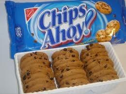 3. Packaged cookies