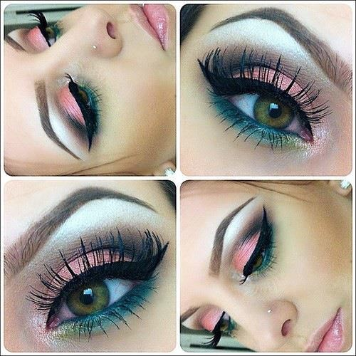 To make your eyeshadow last longer, you don't need primary but just rub a small amount of any Vaseline onto your eyelids and it will stay vibrant all day 👀💗💎💋