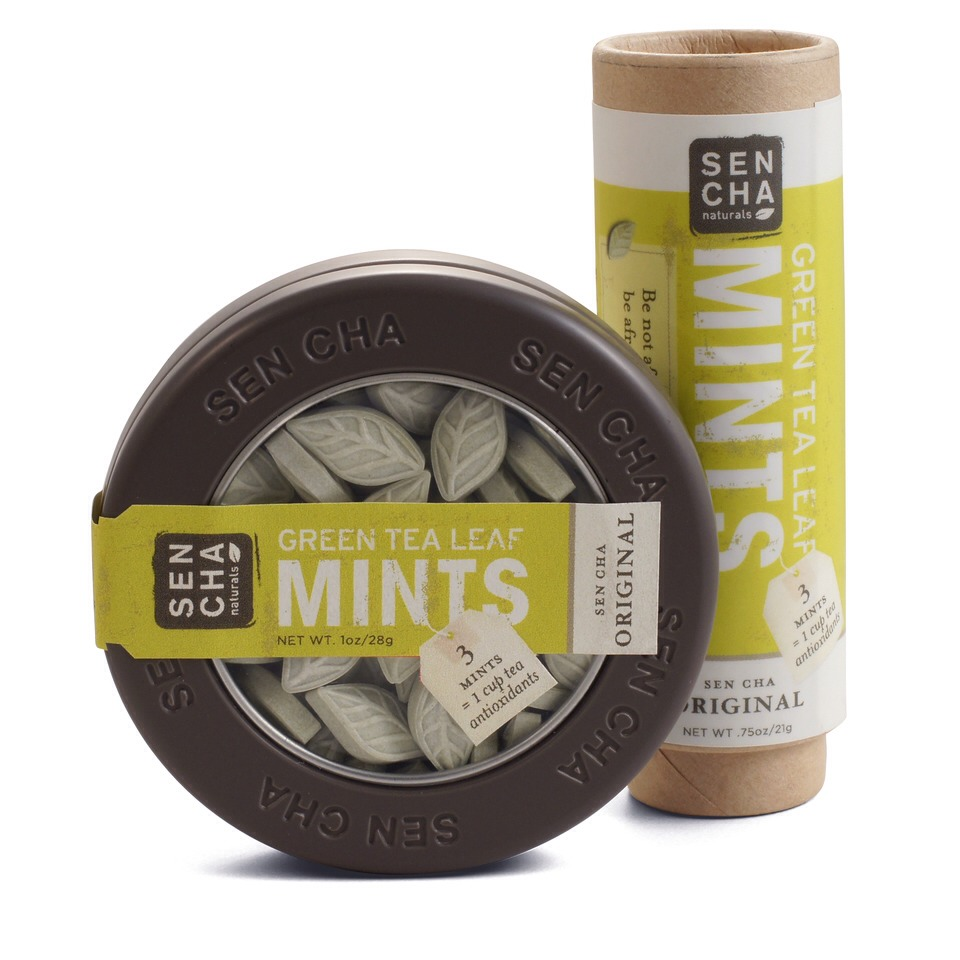 Gum and/or mints