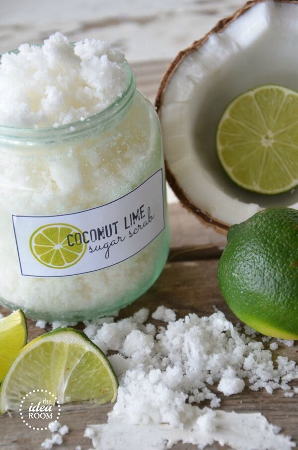 Sugar scrub is perfect to use to exfoliate and repair dry skin. It works wonders in the winter when the air is dry and in summer to hydrate hands and feet.  Sugar scrubs are popular among women.  They smell so delicious and leave the skin smooth as silk after use in a hot shower.