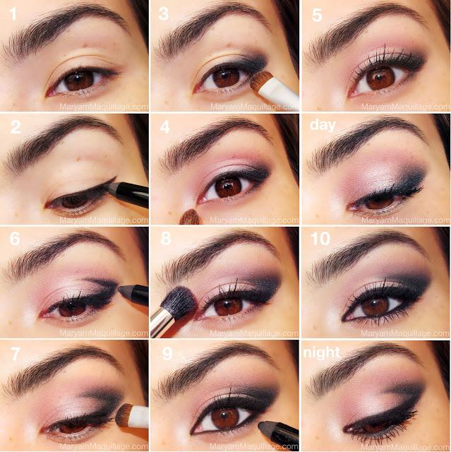 Diffe Way To Make Your Eye Smokey By Fairoz Sadaf Musely