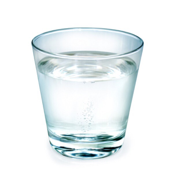 Fill Up The Bowl W. 1 Cup Of Water